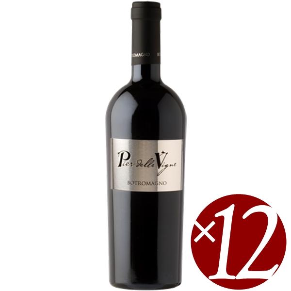 【ポイント2倍(16日2時まで)】ピエール・デッレ・ヴィーニェ/ボトロマーニョ 750ml×12本 (赤ワイン)