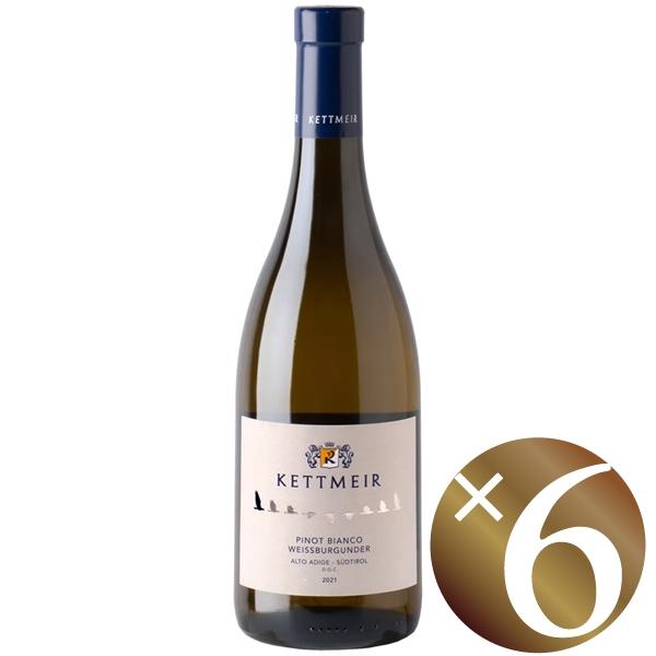 ピノ・ビアンコ/ケットマイヤー 750ml×6本 (白ワイン)
