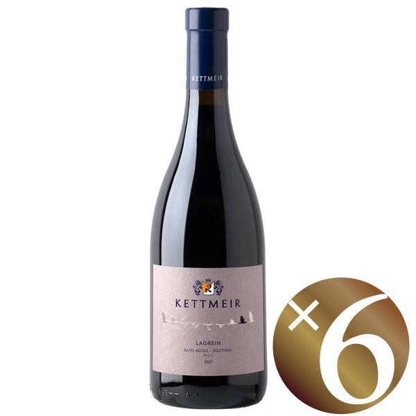 ラグライン/ケットマイヤー 750ml×6本 (赤ワイン)