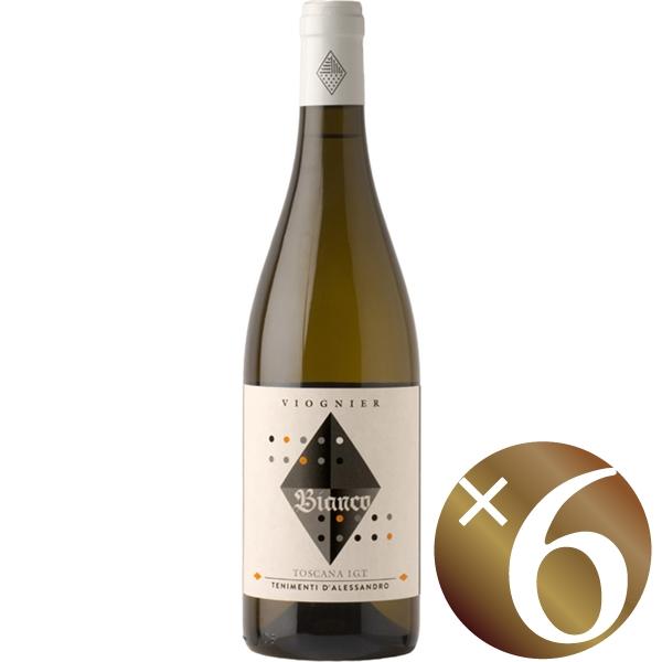 【まとめ買い】ビアンコ トスカーナ/ダレッサンドロ (白ワイン)750ml×6本