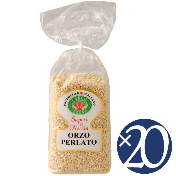 【ポイント2倍(11日2時まで)】【ケース買い】オルツォ・ペラート(大麦)/カステッルッチョ協同組合 500g×20袋 (豆類)