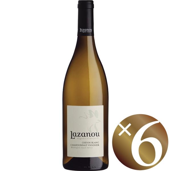 【まとめ買い】ラザノウ ホワイト/ラザノウ オーガニック ヴィンヤード (白ワイン)750ml×6本