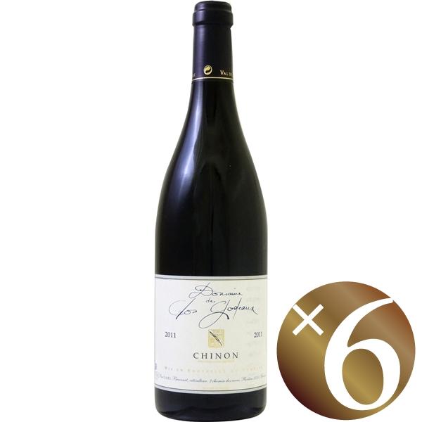 シノン ルージュ/クロ ゴドー 750ml×6本 (赤ワイン)
