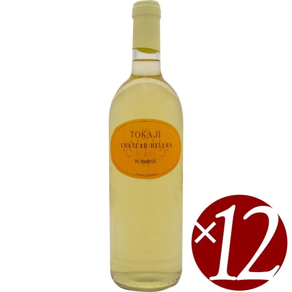 【まとめ買い】トカイ フルミント セミ スウィート/シャトー エラ (白ワイン)750ml×12本