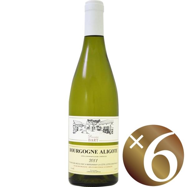 ブルゴーニュ アリゴテ/バール 750ml×6本 (白ワイン)