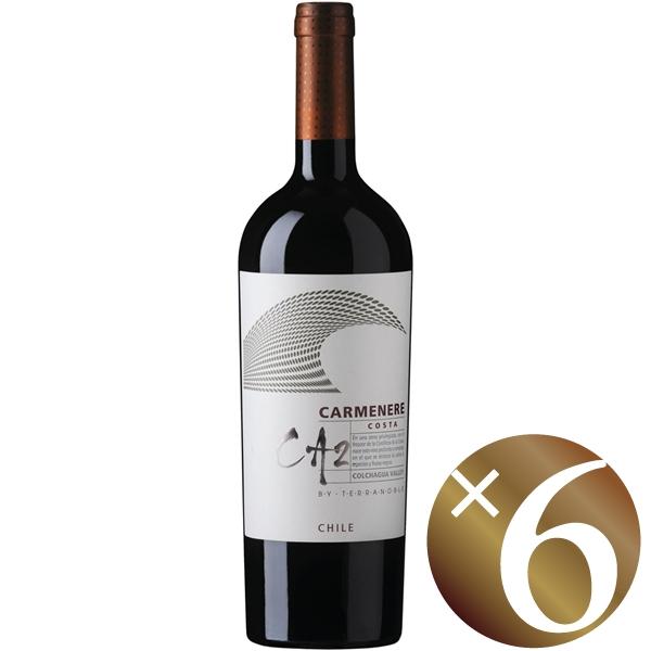 カルメネーレ CA2 コスタ/テラノブレ 750ml×6本 (赤ワイン)