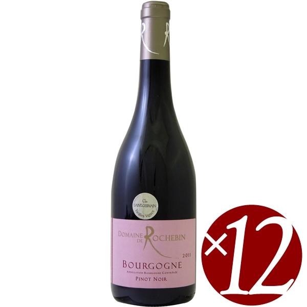 ロシュバン ブルゴーニュ ピノノワール ヴィエイユ・ヴィーニュ/ロシュバン 750ml×12本 (赤ワイン)