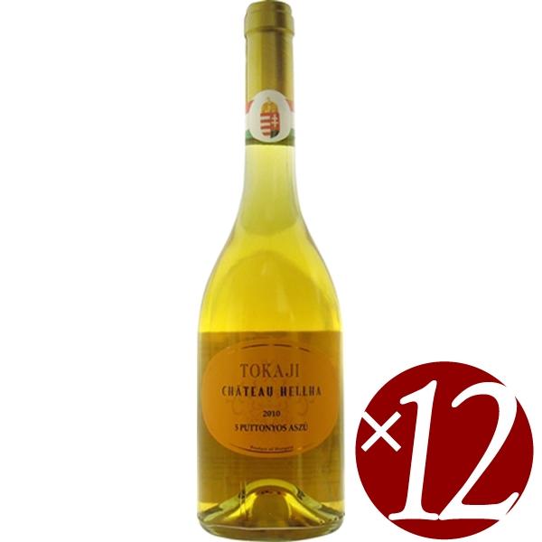 【まとめ買い】トカイ アスー 5 プットニョシュ/シャトー エラ (白ワイン)500ml×12本