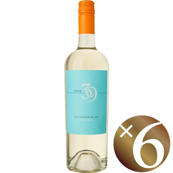 【まとめ買い】ライン 39 ソーヴィニヨンブラン/オニール ヴィントナーズ&ディスティラーズ (白ワイン)750ml×6本