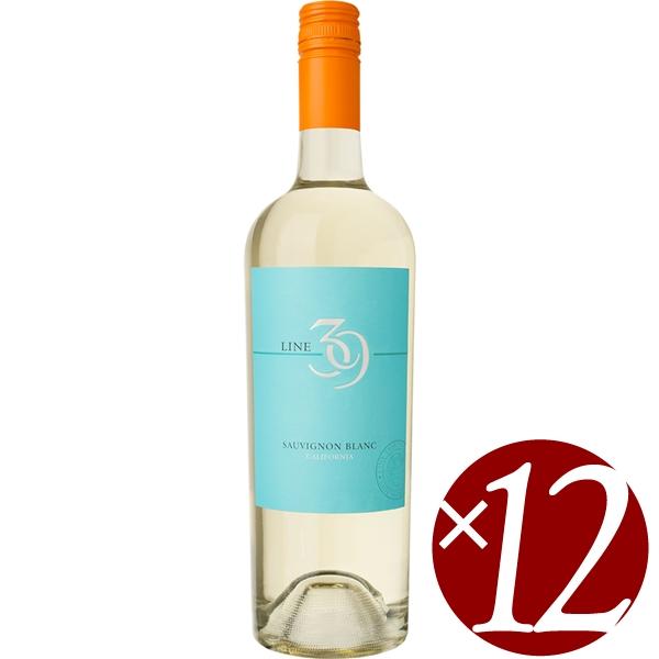 【まとめ買い】ライン 39 ソーヴィニヨンブラン/オニール ヴィントナーズ&ディスティラーズ (白ワイン)750ml×12本