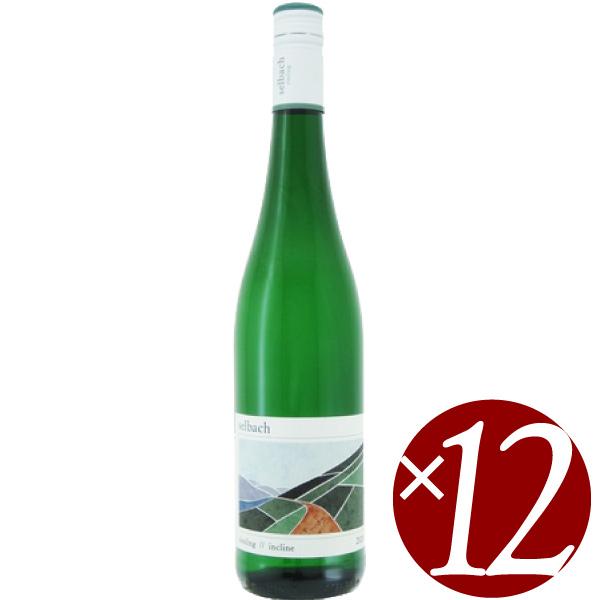 【ポイント2倍(16日2時まで)】J&H ゼルバッハ リースリング インクライン/ゼルバッハ オスター 750ml×12本 (白ワイン)