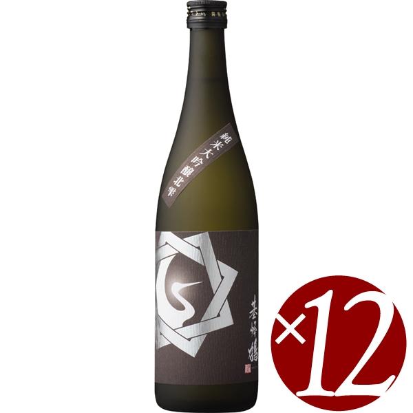 基峰鶴(キホウツル) 純米大吟醸 北雫 720ml×12本 (日本酒)