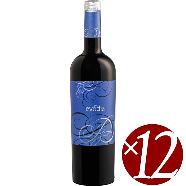 エヴォディア/ボデガス・サン・アレハンドロ 750ml×12本(赤ワイン)