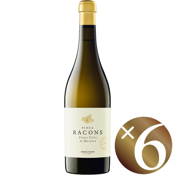 【まとめ買い】マカベオ フィンカ ラコンス/トーマス・クシネ (白ワイン)750ml×6本