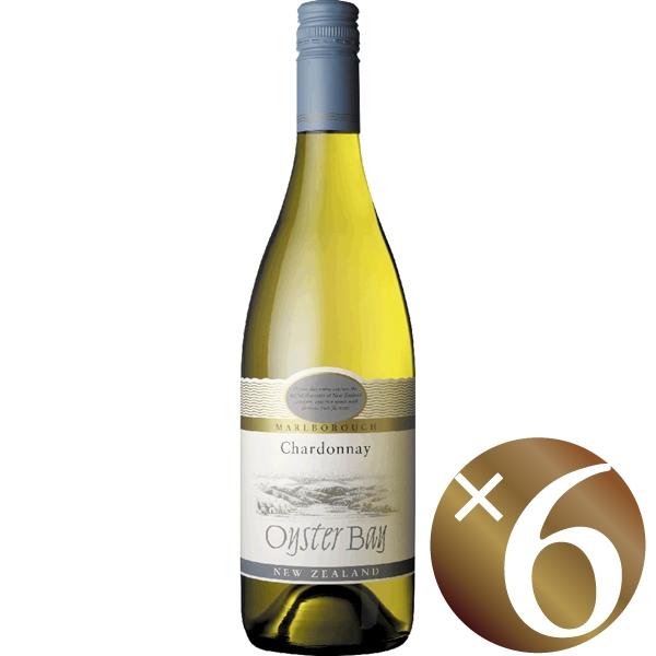 【まとめ買い】オイスターベイ マールボロ シャルドネ/デリゲッツ・ワイン・エステート (白ワイン)750ml×6本