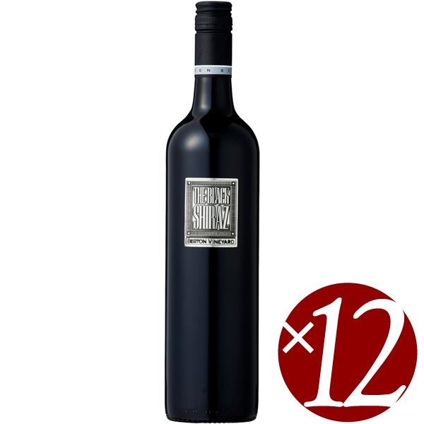 【ポイント2倍(16日2時まで)】【まとめ買い】メタル ザ・ブラック・シラーズ/バートン・ヴィンヤーズ (赤ワイン)750ml×12本