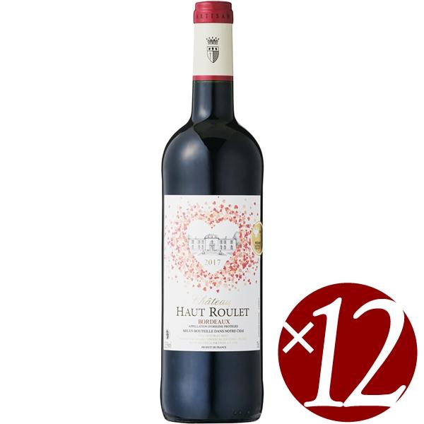 【まとめ買い】シャトー・オー・ルレ (赤ワイン)750ml×12本