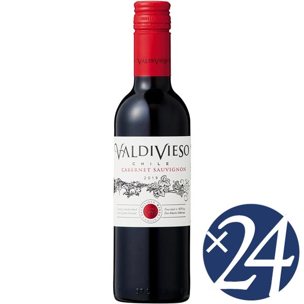 バルディビエソ カベルネ・ソーヴィニヨン ハーフ 375ml×24本 (赤ワイン)