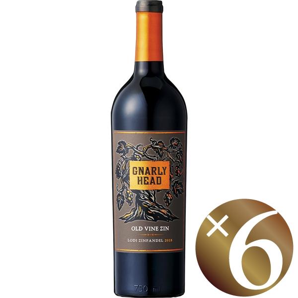 ナーリー・ヘッド オールド・ヴァイン ジンファンデル/デリカート・ファミリー・ヴィンヤーズ 750ml×6本 (赤ワイン)