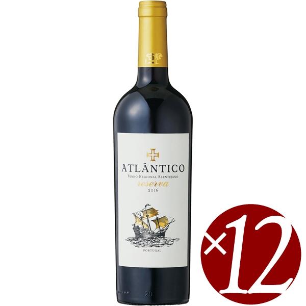 アトランティコ レセルヴァ/アレクシャンドレ・レウヴァス 750ml×12本 (赤ワイン)