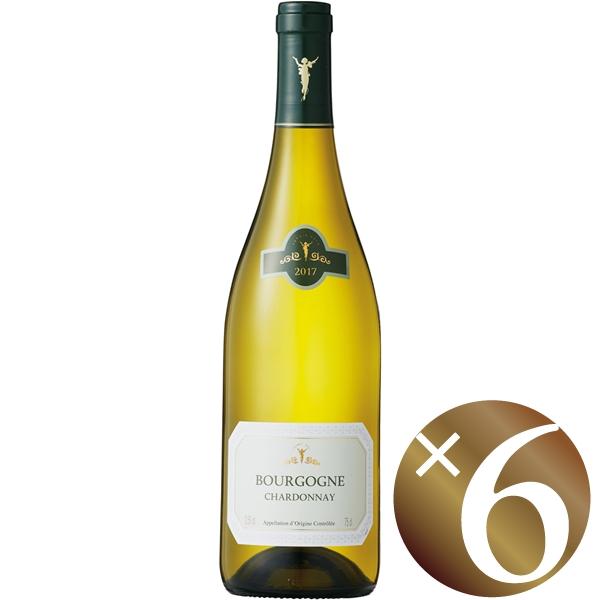 ブルゴーニュ 白/ラ・シャブリジェンヌ 750ml×6本 (白ワイン)