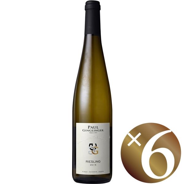 【ポイント2倍(16日2時まで)】アルザス リースリング/ジャングランジェ 750ml×6本 (白ワイン)