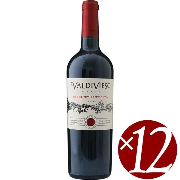 バルディビエソ カベルネ・ソーヴィニヨン 750ml×12本 (赤ワイン)