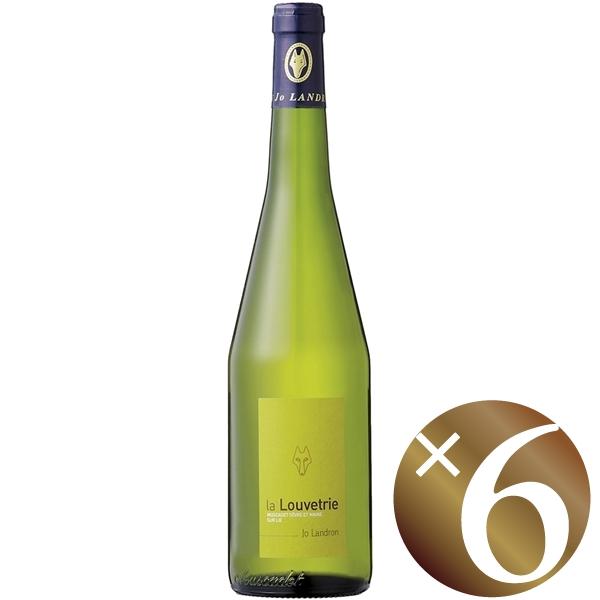 ミュスカデ セーヴル・エ・メーヌ シュール・リー・ラ・ルヴトゥリ/ドメーヌ・ド・ラ・ルヴトゥリ 750ml×6本(白ワイン)