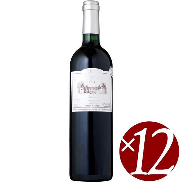 【ポイント2倍(16日2時まで)】シャトー・クロノー/シャトー元詰 750ml×12本 (赤ワイン)