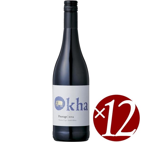 【ポイント2倍(16日2時まで)】オーカ・ピノタージュ/マン・ヴィントナーズ 750ml×12本 (赤ワイン)