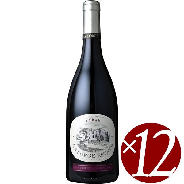【ポイント2倍(16日2時まで)】ラ・フォルジュ・エステイト シラー/ラ・フォルジュ 750ml×12本(赤ワイン)