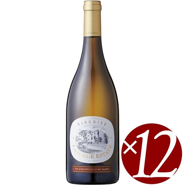 ラ・フォルジュ・エステイト ヴィオニエ/ラ・フォルジュ 750ml×12本 (白ワイン)
