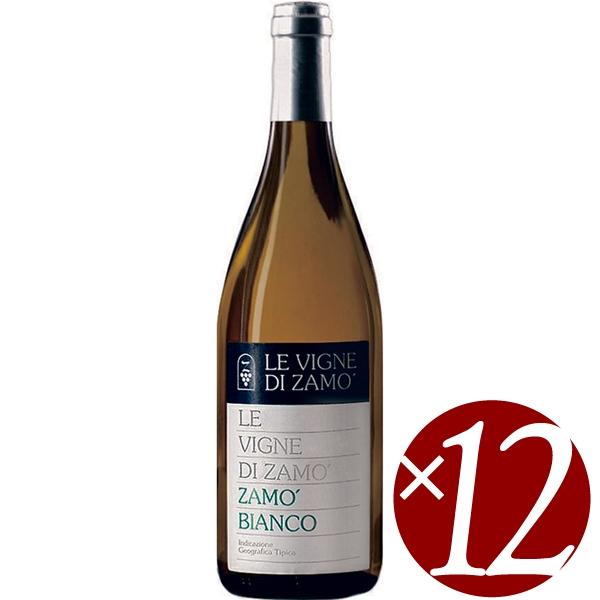 """""""ザモ・ビアンコ"""" ヴェネツィア・ジューリア/レ・ヴィーニェ・ディ・ザモ 750ml×12本 (白ワイン)"""