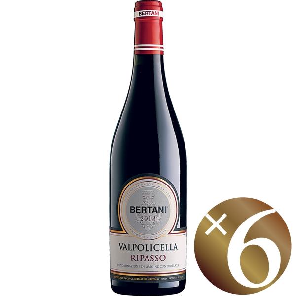 【ポイント2倍(16日2時まで)】【まとめ買い】ヴァルポリチェッラ・リパッソ/ベルターニ (赤ワイン)750ml×6本