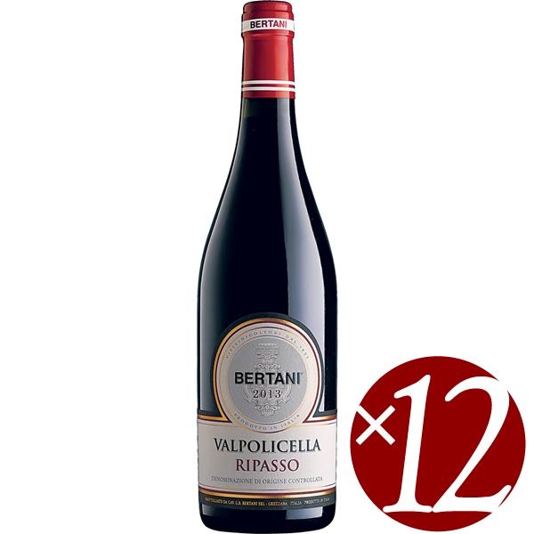 【ポイント2倍(16日2時まで)】【まとめ買い】ヴァルポリチェッラ・リパッソ/ベルターニ (赤ワイン)750ml×12本