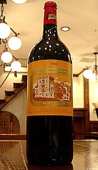 シャトー デュクリュ ボーカイユ[1989]Chateau Ducru-Beaucaillou1.5リットルマグナムボトル