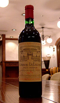 シャトー ラ ラギューヌ[1970]Chateau La Lagune
