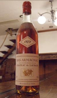 シャトー・ド・ローバード700ml1978年