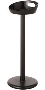 【送料無料】ワインクーラー スタンド ブラックWine cooler stand black