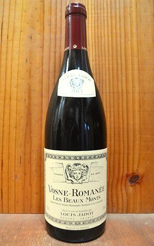 ヴォーヌ ロマネ プルミエ クリュ レ ボーモン 2013 ルイ ジャド 赤ワイン フルボディ 750ml