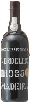 マディラ・ペレイラ・ドリヴェイラ・ヴェルデーリョ[1985]年・(昭和60年)Madeira Pereira D'Oliveira Verdelho [1985]