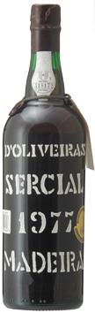 マディラ・ペレイラ・ドリヴェイラ・セルシアル[1977]年・(昭和52年)Madeira Pereira D'Oliveira Sercial [1977]
