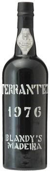 マディラ・ブランディーズ・テランテス[1976]年・(昭和51年)Madeira Blandy's Terrantez [1976]