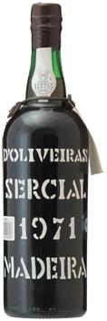マディラ・ペレイラ・ドリヴェイラ・セルシアル[1971]・(昭和46年)Madeira Pereira D'Oliveira Sercial [1971]