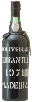マディラ・ペレイラ・ドリヴェイラ・テランテス[1971]・(昭和46年)Madeira Pereira D'Oliveira Terrantez [1971]
