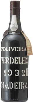 ショップ オブ ザ イヤー 10年連続受賞店舗 マディラ・ペレイラ・ドリヴェイラ・ヴェルデーリョ[1932]年・(昭和7年)Madeira Pereira D'Oliveira Verdelho [1932]
