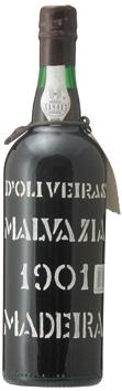 ショップ オブ ザ イヤー 10年連続受賞店舗 マディラ・ペレイラ・ドリヴェイラ・マルヴァジア[1901]年・(明治34年)Madeira Pereira D'Oliveira Malvasia [1901]