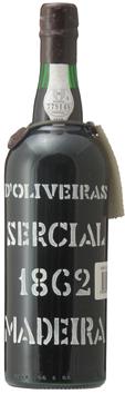 マディラ・ペレイラ・ドリヴェイラ・セルシアル[1862]・(文久2年)Madeira Pereira D'Oliveira Sercial [1862]