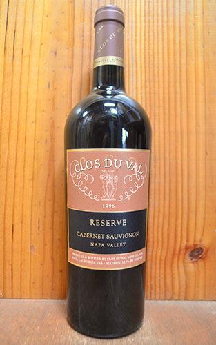 国内発送 クロ デュ ヴァル ナパ ヴァレー カベルネ ソーヴィニヨン リザーブ 1993 正規 赤ワイン 750ml アメリカ カリフォルニアCLOS DU VAL Napa Valley Cabernnet Sauvignon Reserve [1993] Napa Valley, カガシ 7856c981
