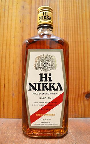 720 毫升威士卡 nickauischi,日本,威士卡,日嘉 Heinecke,輕度混合,39%日嘉喜日嘉麥芽混合威士卡日嘉威士卡日本威士卡酒 720 39%